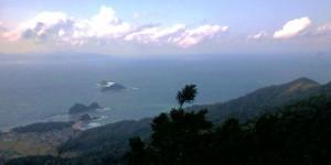 私が一番好きな舞鶴の海ビュー