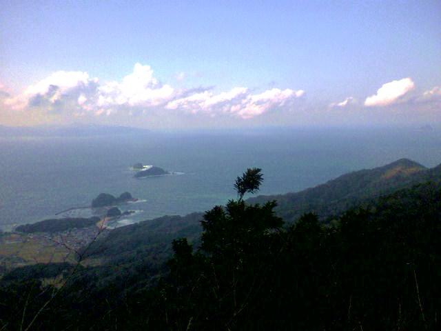 空山への道葛島など2